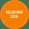LOCAL: Además de participar en las actividades lúdicas,  colabora en la organización de los encuentros junto con otros voluntarios en su propia localidad/barrio/provincia.