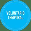 TEMPORAL: Participa de forma esporádica durante los encuentros de fin de semana o en las campañas de voluntariado. La actividad principal es el desarrollo de actividades lúdicas con los niños y niñas.